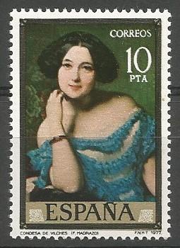 novelista, condesa de Vilches, vizcondesa de La Cervanta, 1853