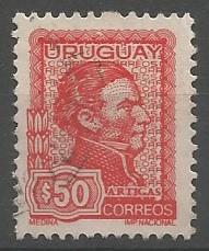 son of Martín José Artigas Carrasco
