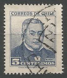presidente de la República de Chile, 1851-1861