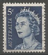 queen of Australia, 1952-