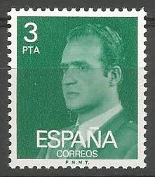 rege al Spaniei, 1975-2014