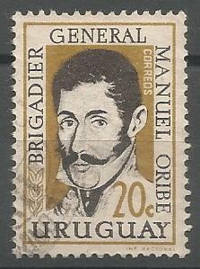 brigadier general del ejército, 1835