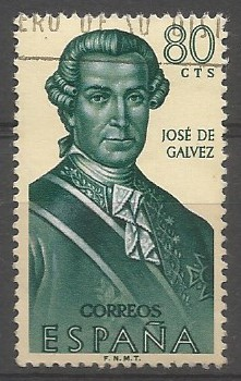 secretario de Estado de Indias, 1776-1787