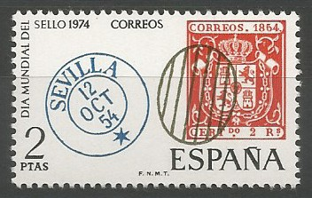 Seville, 1854