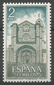 real monasterio de Santo Tomás, 1482-1493