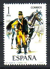 cabalo, 1705