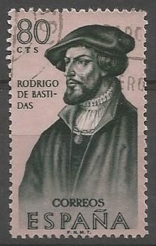 gobernador y capitán general de Santa Marta, 1524-1527