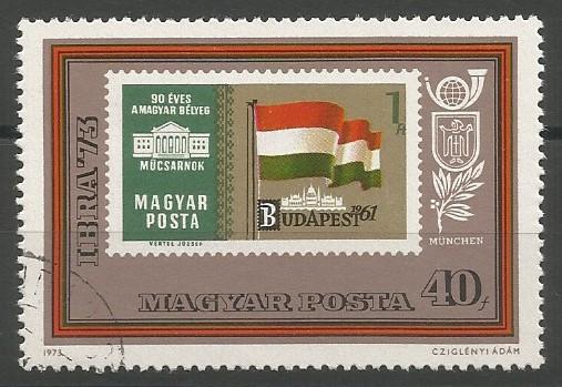 projectista de segells de correus, 1961
