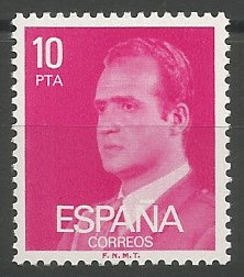 Juan Carlos was born to María de las Mercedes de Bourbon et Orléans, and Juan de Bourbon y Battenberg