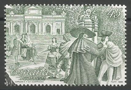 Carlo di Borbone; re di Napoli e Sicilia, 1735-1759