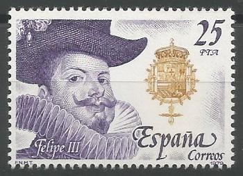 Felipe III, rey de Castilla, 1598-1621
