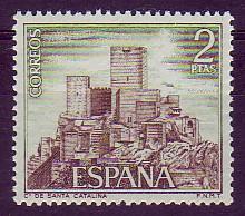 castillo de santa Catalina, 1810-1812