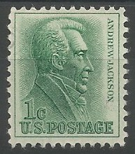 president of the United States of America, 1829-1837