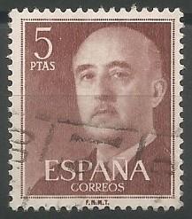 presidente del gobierno de España, 1939-1973