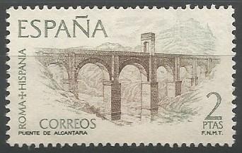 puente de Alcántara (Lusitania), 104-106