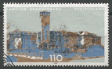 Reichskriegsschule (Potsdam), 1902-1914; Landtag Brandenburg, 1946-1952, 1990-2013