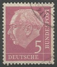 Bundespräsident der Bundesrepublik Deutschland, 1949-1959