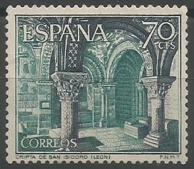 real colegiata de San Isidoro (panteón de los reyes de León), 1063