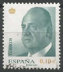 father of Cristina Federica de Bourbon Oldenburg
