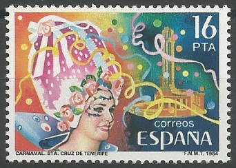 plaza de España (Santa Cruz de Tenerife), 1946