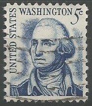 commander in chief of the Continental army, 1775-1783