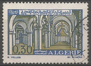 grande mosquée de Tlemcen