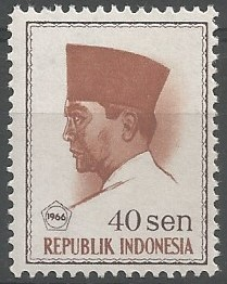 Sukarno; presiden Republik Indonesia, 1945-1967