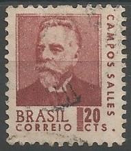 Manuel Ferraz de Campos Salles, advogado; presidente da República dos Estados Unidos do Brasil, 1898-1902