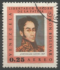 presidente de la República de Colombia, 1819-1830
