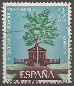 Gernikako arbola (haritz kandudun), 1858-2004