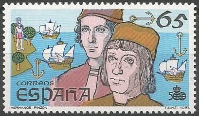 arrendatario de las carabelas Pinta y Niña; capitán de la Pinta, 1492-1493