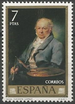 Fuendetodos, 1746 - Bordeaux, 1828