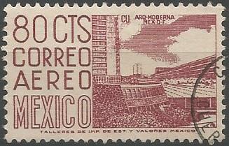 Estadio Universitario, 1952