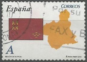 comunidad autónoma de la Región de Murcia, 1982-