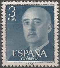 He commanded the Spanish Foreign Legion in Morocco, became chief of staff in 1935, and in 1936, as politically dangerous, was sent to govern the Canaries. Thence he presently flew to Morocco and, landing troops in Spanish mainland, overthrew the socialist government with Nazi and Fascist aid and,  with himself as head, established an authoritarian régime in 1939. (John Oliver Thorne, 1984: 512)