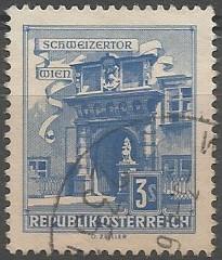 Schweizertor (Hofburg), 1551-1553
