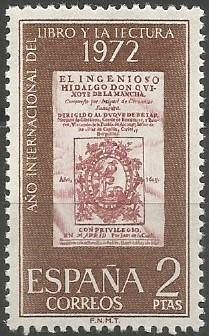 novelist, 1605