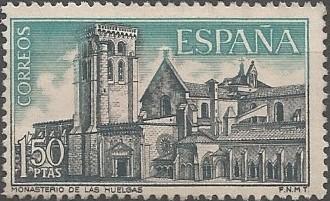 monasterio de Santa María la Real de las Huelgas, 1187