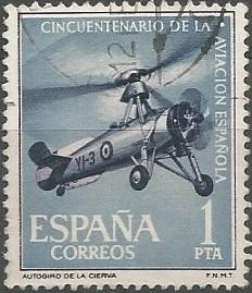 aeronautical engineer (autogyro C-6), 1924