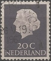 koningin der Nederlanden, 1948-1980