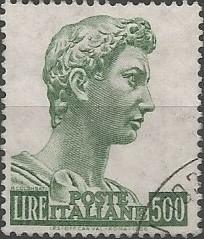 gravador de segells de correus, 1956
