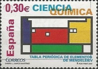 chemist, postage stamp designer