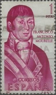brigadier, jefe de escuadra de la armada española; caballero profeso del orden de Santiago