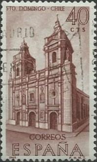 iglesia de Santo Domingo (Santiago), 1747-1808