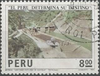 El complejo hidroeléctrico del Mantaro inició sus operaciones en 1973, y comprende las instalaciones de la represa Tablachaca, de ocho millones de metros cúbicos de capacidad, donde se almacena el agua proveniente del río Mantaro que, a través de un túnel de 19,8 km., se deriva a las turbinas de los siete generadores de la central Santiago Antúnez de Mayolo, de 798 megavatios de potencia.