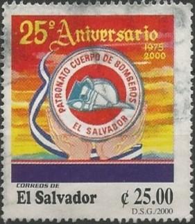 El patronato del cuerpo de bomberos de El Salvador se creó por decreto legislativo en febrero de 1975, a iniciativa del presidente de la república, Arturo Armando Molina. Desde entonces, canalizando y promoviendo la ayuda de la empresa privada, ha aportado la construcción de infraestructura, equipos diversos y apoyo para la capacitación de los miembros del cuerpo de bomberos de El Salvador.
