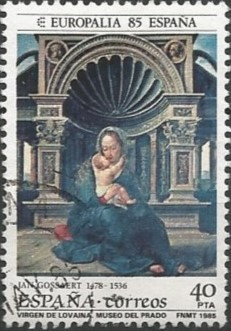 moeder van Jezus