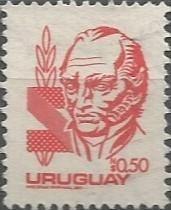 ayudante mayor del cuerpo veterano de caballería de blandengues de las fronteras de Montevideo, 1806-1809