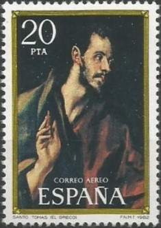 Saint Thomas; apostle, gospel preacher