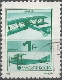 aeronautical engineer: Lloyd C II reconnaissance aircraft, 1915
